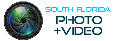 South Florida Photo + Video Large Logo