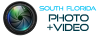 South Florida Photo + VIdeo Logo