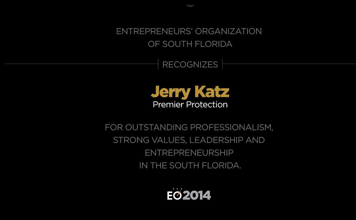 Jerry Katz 2014 Interview
