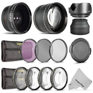 Complete Accessory Kit / 52MM Nikon