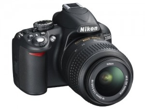 Nikon D3100 14.2MP Digital SLR Camera 2 Lens Kit