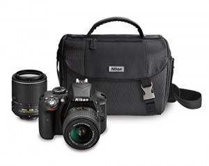 Nikon D3300 DSLR Camera 4 Lens Kit
