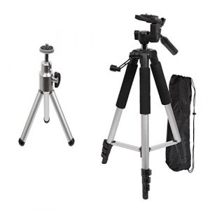 Nikon D5100 DSLR Camera with 18 55mm f35 56 AF S Nikkor Zoom Lens 32 GB SanDisk Ultra Gadget Bag Tripods Filters Flash Extra Accessories Imported 0 3