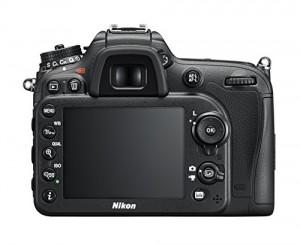 Nikon D7200 DX-format Digital-SLR